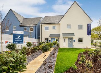 Thumbnail 2 bed semi-detached house for sale in Poets Corner, Manadon, Plymouth