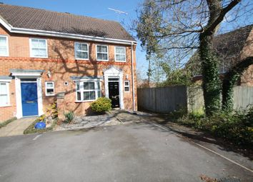 Thumbnail 3 bedroom end terrace house to rent in Attwood Drive, Arborfield, Reading