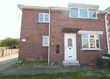 Thumbnail 3 bed semi-detached house to rent in Windsor Terrace, Haswell, Durham