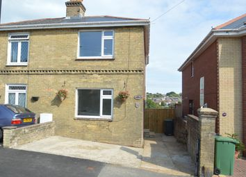 Thumbnail 3 bed semi-detached house for sale in Surrey Street, Ryde