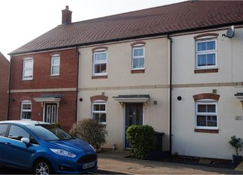 Thumbnail 3 bed terraced house for sale in Finn Farm Road, Ashford