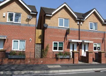 Thumbnail 2 bed semi-detached house to rent in Marple Street, Hulme