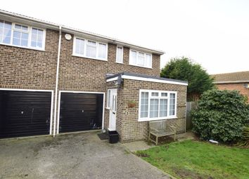 Thumbnail 2 bed semi-detached house to rent in Nook Close, Hastings, East Sussex
