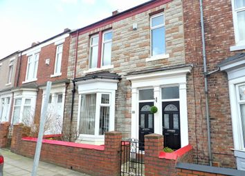 Thumbnail 4 bed maisonette for sale in Northcote Street, South Shields