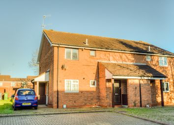 Thumbnail 1 bed flat for sale in Carew Close, Stratford Upon Avon