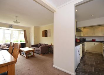 Thumbnail 2 bed end terrace house for sale in Senlac Green, Uckfield, East Sussex