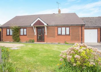 Thumbnail 3 bedroom detached bungalow for sale in Brandon Close, Swaffham