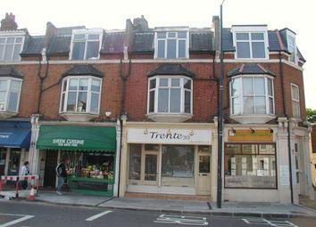 Thumbnail 1 bed flat to rent in Sheen Lane, London