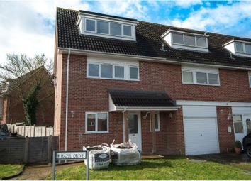 Thumbnail 5 bedroom town house for sale in Hazel Drive, Reading