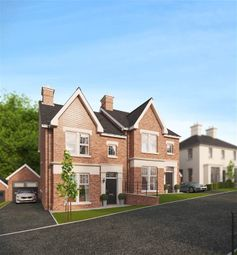 Thumbnail 4 bedroom semi-detached house for sale in 11, Belvoir Park, Belfast