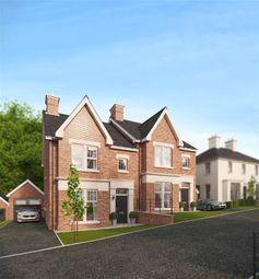 Thumbnail 4 bedroom semi-detached house for sale in 11, Belvoir Park, Belfast
