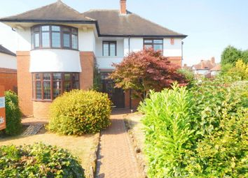 Thumbnail 4 bed detached house for sale in Robinson Road, Trentham, Stoke-On-Trent