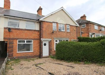 Thumbnail 3 bed terraced house for sale in Dulwich Road, Kingstanding, Birmingham
