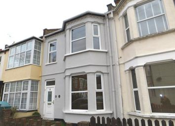 Thumbnail 3 bedroom terraced house for sale in Glenmore Street, Southend-On-Sea