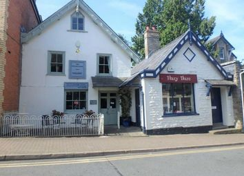 Thumbnail Commercial property for sale in The Pavement, Hay-On-Wye, Herefordshire