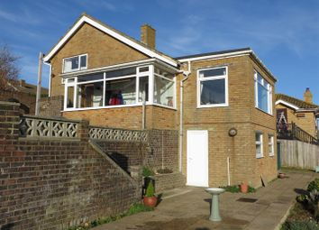Thumbnail 3 bed detached house for sale in Hawth Close, Seaford