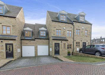 Thumbnail 4 bed mews house for sale in Haven Close, Northowram, Halifax
