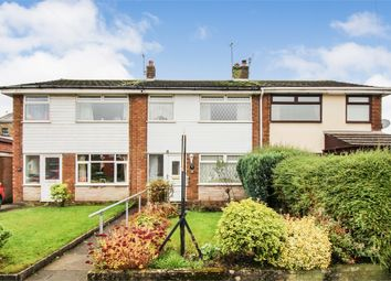 Thumbnail 3 bed town house for sale in Ribble Drive, Walmersley, Bury, Lancashire