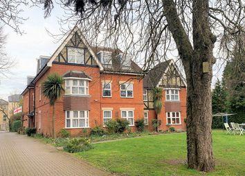 Thumbnail 2 bed flat for sale in Alexandra Road, Farnborough, Hampshire