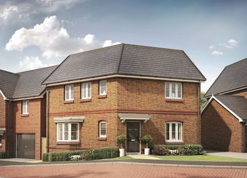 Thumbnail 3 bed detached house for sale in Parsons Way, Tongham, Surrey