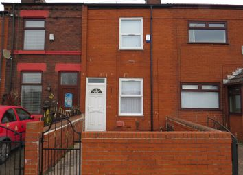 Thumbnail 2 bedroom terraced house to rent in Derbyshire Hill Road, St Helens, Merseyside