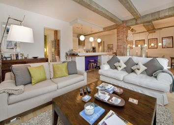 Thumbnail 2 bed flat to rent in Saffron Hill, Clerkenwell