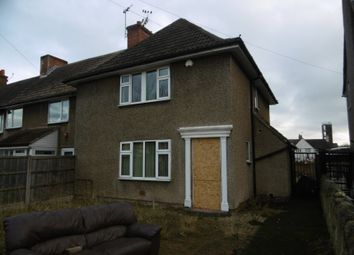 Thumbnail 3 bed end terrace house for sale in 20 Green Lane, Woodlands, Doncaster, South Yorkshire