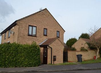 Thumbnail 3 bed semi-detached house to rent in Shatterstone, East Hunsbury, Northampton