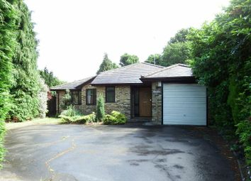 Thumbnail 4 bed detached bungalow to rent in Oak End Way, Woodham, Addlestone