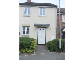 Thumbnail 2 bed end terrace house to rent in Cooksons Orchard, Yeovil, Somerset