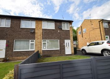 Thumbnail 2 bed semi-detached house to rent in Brisbane Avenue, Bradford