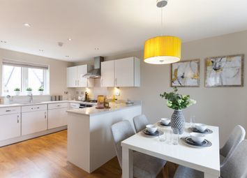"3 bed detached house for sale in ""The Clayton"" at Hilltop, Oakwood, Derby DE21"