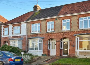 Thumbnail 3 bed terraced house for sale in Park Lane, Cosham, Portsmouth