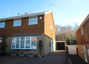 Thumbnail 3 bed semi-detached house for sale in Minton Road, Birmingham, West Midlands