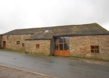 Thumbnail 4 bed barn conversion for sale in Stoney Raikes Barn & Equestrian Centre, Robin House Lane, Briercliffe, Burnley, Lancashire
