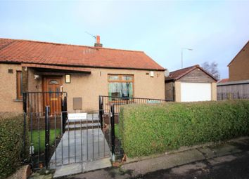Thumbnail 1 bed semi-detached bungalow for sale in Hayfield Road, Kirkcaldy, Fife