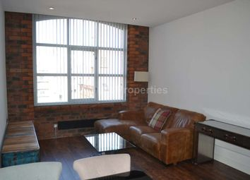 Thumbnail 2 bed flat to rent in Cotton Street, Manchester