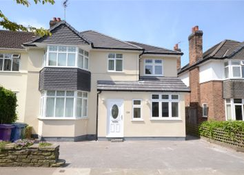 Thumbnail 5 bedroom semi-detached house for sale in Childwall Park Avenue, Childwall, Liverpool