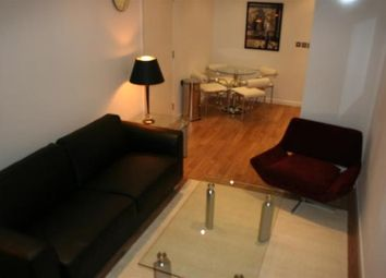 Thumbnail 1 bed flat to rent in Bridgewater Place, Water Lane, City Centre