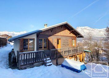 Thumbnail 3 bed chalet for sale in Rhône-Alpes, Haute-Savoie, Saint-Gervais-Les-Bains