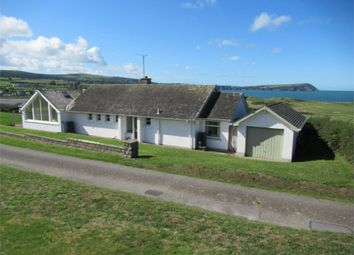 Thumbnail 4 bed detached bungalow for sale in Baptiste, Golf Course Road, Newport, Pembrokeshire
