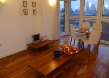 Thumbnail 1 bed flat to rent in 1 Fairmont Avenue, Canary Wharf