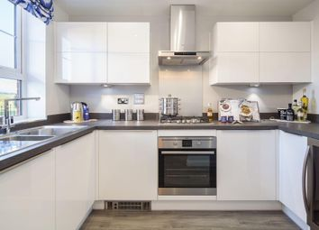 "Thumbnail 3 bed terraced house for sale in ""Brodie"" at Kirkton North, Livingston"