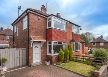 Thumbnail 3 bed semi-detached house for sale in Parkland Gardens, Leeds, West Yorkshire