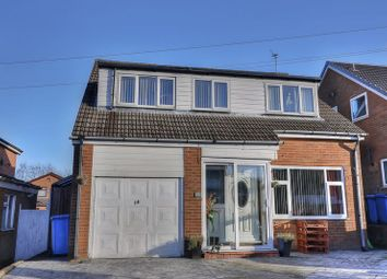 Thumbnail 4 bed detached house for sale in Newhouse Road, Hopwood, Heywood