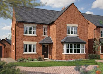 "Thumbnail 5 bed detached house for sale in ""The Arundel"" at Haygate Road, Wellington, Telford"