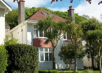 Thumbnail 5 bedroom detached house for sale in Hillside Crescent, Uplands, Swansea, City & County Of Swansea.