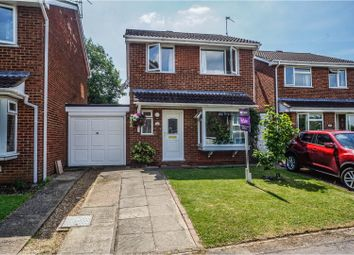 Thumbnail 3 bed link-detached house for sale in Magpie Way, Winslow
