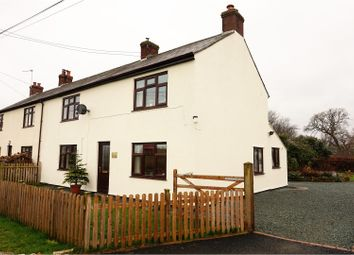 Thumbnail 3 bed semi-detached house for sale in The Perthy, Ellesmere