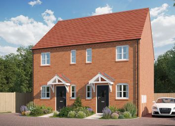 Thumbnail 3 bed detached house for sale in Blackthorn Road, Ambrosden, Oxfordshire